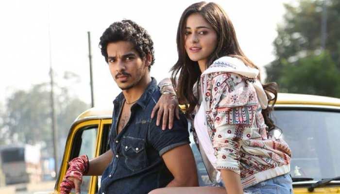 Valentine's Day पर साथ दिखे Ishaan Khattar और Ananya Pandey, क्या दोनों का रिश्ता हो गया है कन्फर्म?