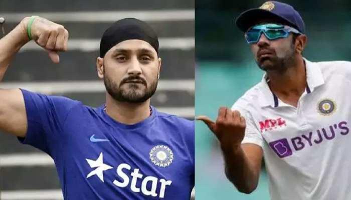 IND VS ENG: Ravichandran Ashwin को Harbhajan Singh से मांगनी पड़ी माफी, भज्जी ने दिया दिल जीतने वाला जवाब