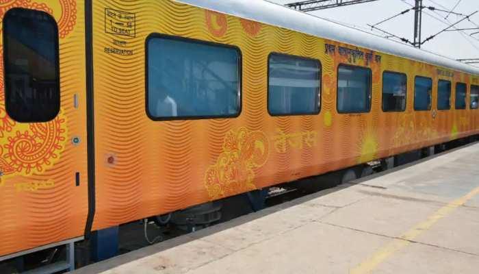 खुशखबरी: शुरू हो गई है तेजस एक्सप्रेस की सुविधा, कम वक्त में पहुंच सकेंगे दिल्ली से लखनऊ