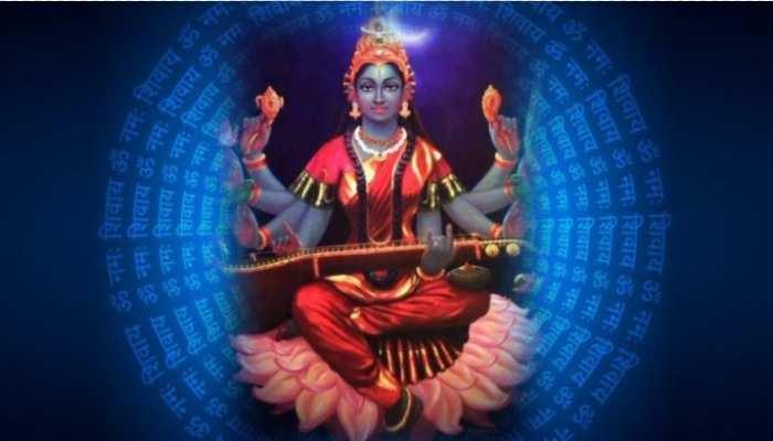 Basant Panchami 2021: ପୂଜା କରନ୍ତୁ ନୀଳବର୍ଣ୍ଣ ସରସ୍ବତୀ, ମିଳିବ ଚମତ୍କାରୀ ଫାଇଦା...