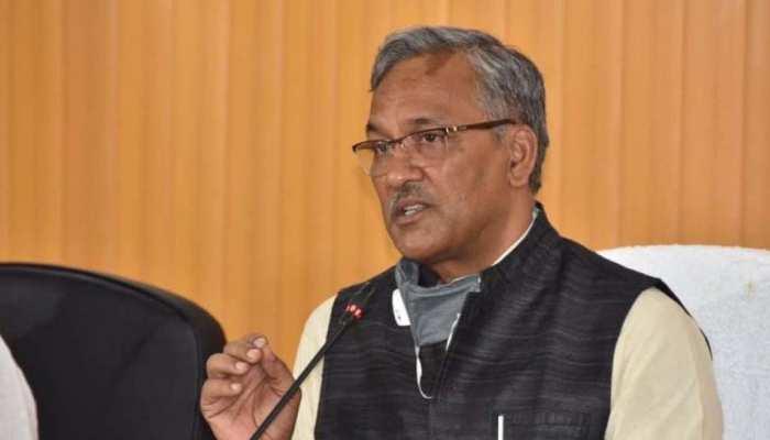 सीएम त्रिवेंद्र ने पेयजल योजनाओं के लिए की धनराशि की स्वीकृति