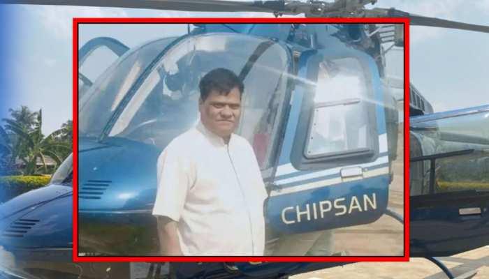 किसान ने दूध बेचने के लिए खरीदा 30 करोड़ का हेलिकॉप्टर