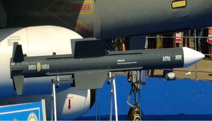 Astra Mark 2 Missile: बिना बॉर्डर पार किए दुश्मन के इलाके को ध्वस्त कर देगा ये 'ब्रहमास्त्र'