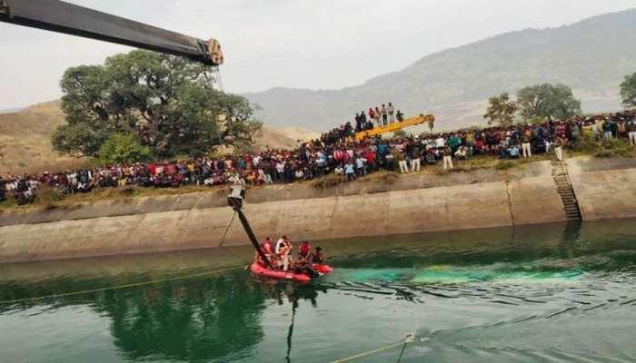 Sidhi Bus Accident: हादसे में अब तक 51 यात्रियों की मौत, 7 सुरक्षित बचे, रेस्क्यू जारी