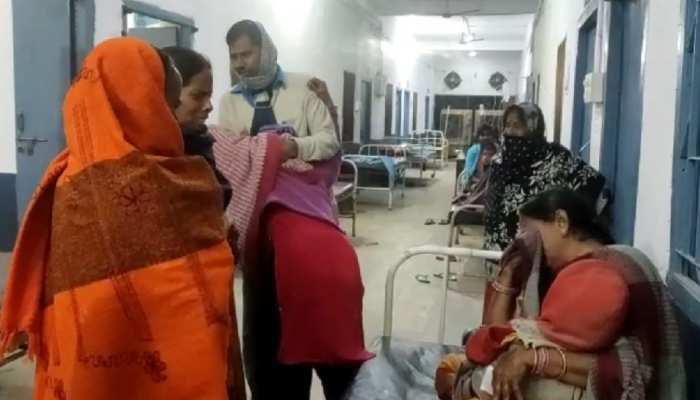 ट्रक से टकरा कर ई-रिक्शा के उड़ गए परखच्चे, मां समेत एक बच्चे की मौत