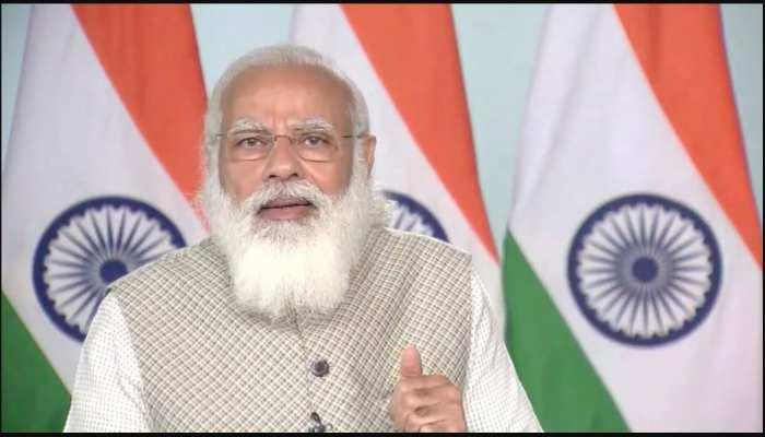चुनौती कैसी भी हो, हमें खुद को कमजोर नहीं समझना चाहिए: PM Modi