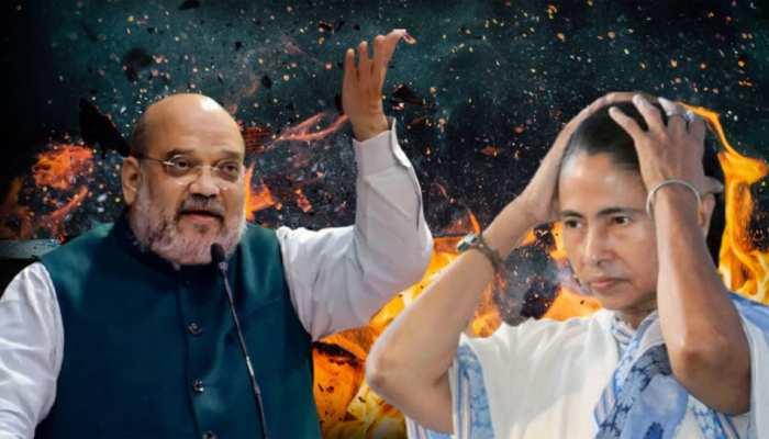 पश्चिम बंगाल: दक्षिण 24 परगना जिले में आज ममता बनर्जी और अमित शाह की चुनावी रैलियां