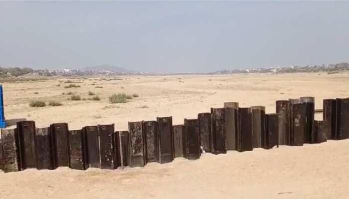 बिहार में शुरू हुआ पहले रबर डैम का निर्माण, अब फल्गु नदी में सालों पर रहेगा पानी