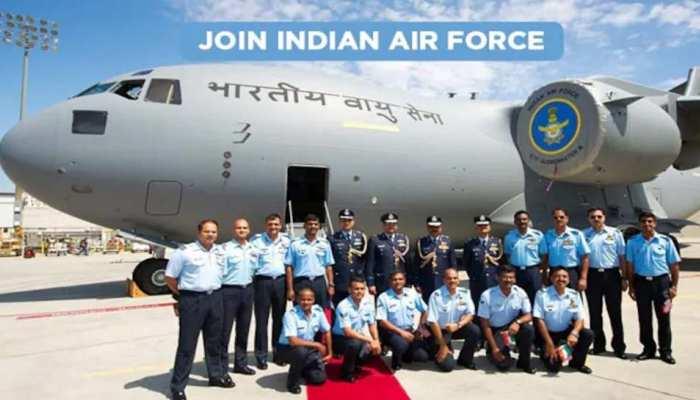 Indian Air Force Jobs 2021: 10वीं, 12वीं पास से लेकर ग्रेजुएट तक के लिए वैकेंसी, जानिए कैसे करें आवेदन
