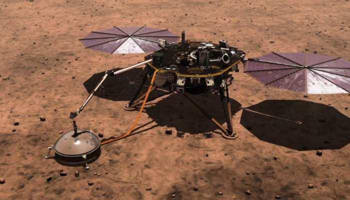 NASA Mars Rover: मंगल पर NASA Rover के स्वागत के लिए तैयार बड़ा भाई 'इंसाइट', जानिए क्या है Mars InSight की भूमिका
