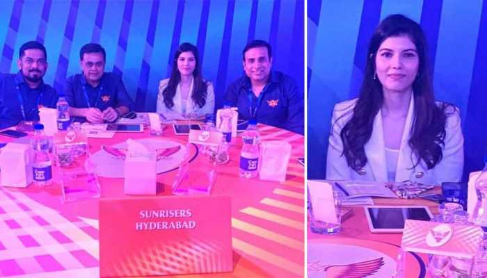 IPL Auction 2021: Who is SRH Mystry Girl Kaviya Maran, become Centre of Attraction in Auction 2021, Sunrisers Hyderabad, IPL 2021