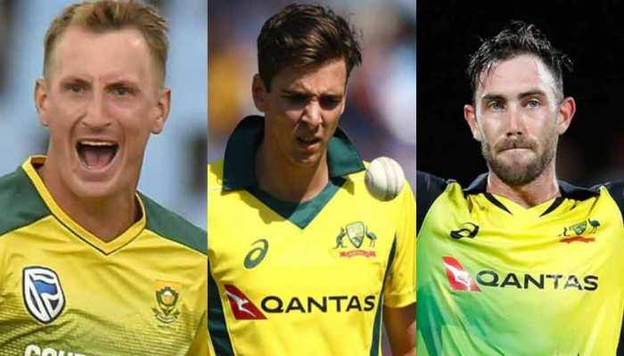IPL Auction 2021, Most Expensive Players of IPL 2021, Chris Morris, Kyle Jamieson, Glenn Maxwell, Jhye Richardson, Krishnappa Gowtham, IPL, IPL 2021