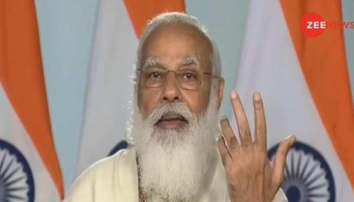 Toolkit साजिश पर इशारों में PM Modi- 'कुछ पढ़े लिखे लोग दुनिया में हिंसा फैला रहे हैं'