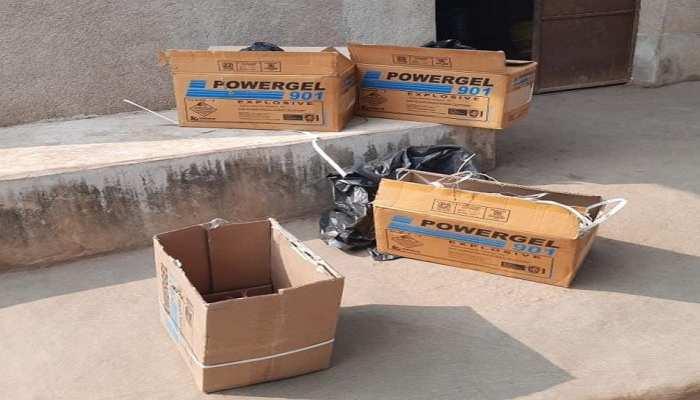 Jharkhand में बड़ी साजिश नाकाम, बोकारो में भारी मात्रा में मिले विस्फोटक पदार्थ