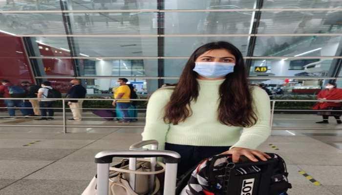 मनु भाकर का दिल्ली एयरपोर्ट पर अपमान, फ्लाइट में चढ़ने से रोकने पर किए कई ट्वीट