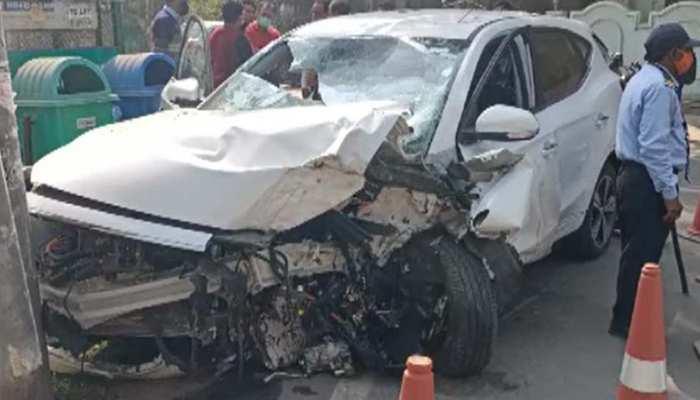 भांजे की Automatic Car ट्रायल के लिए ली, कंट्रोल नहीं कर पाए, सालगिरह के दिन हो गई मौत