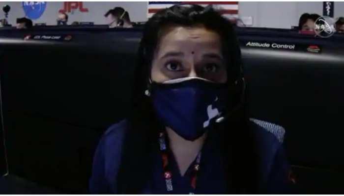 NASA Mars Mission: मंगल पर पहुंचते ही Social Media पर वायरल हुई Dr Swati Mohan की बिंदी
