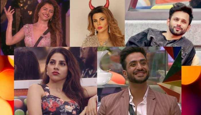 Bigg Boss: राहुल, रुबीना, अली, निक्की, राखी किसका पलड़ा भारी, कौन जीतेगा ट्रॉफी?