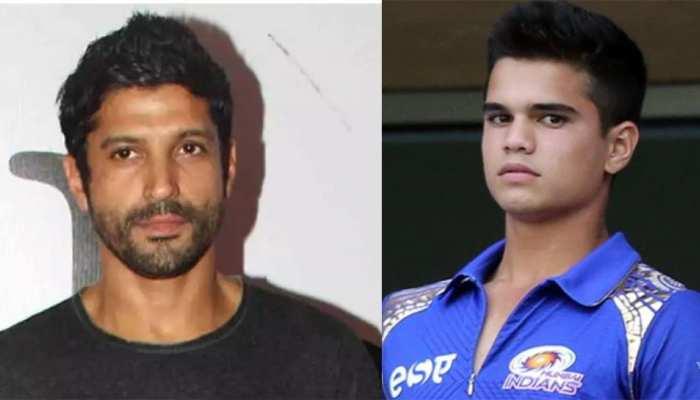 Arjun Tendulkar के सपोर्ट में आए Farhan Akhtar, ट्रोलर्स को दिया करारा जवाब