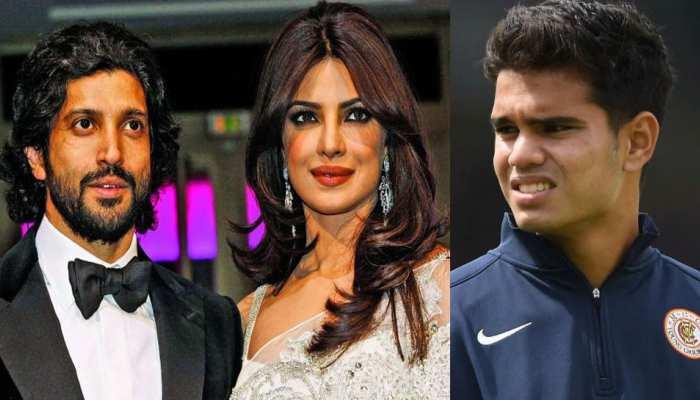 IPL 2021: Arjun Tendulkar पर Nepotism के लगे आरोप, Farhan Akhtar ने दिया मुंहतोड़ जवाब