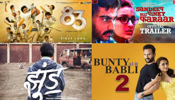 Release date of 11 Bollywood films revealed within 3 days check the list