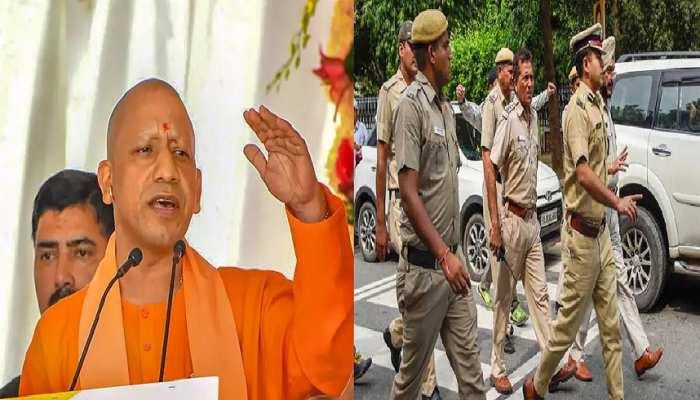 फिर खबरों में आया शाहीन बाग, CM योगी की STF ने कसा शिकंजा