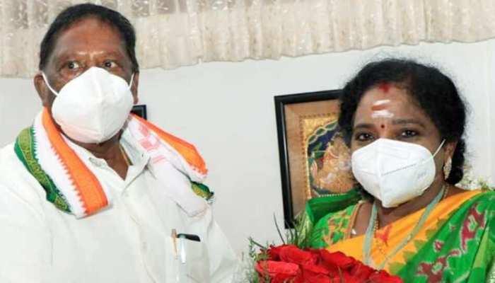 Puducherry Politics: ଆସନ୍ତାକାଲି ସାବ୍ୟସ୍ତ କରିବାକୁ ହେବ ବହୁମତ, ନହେଲେ...
