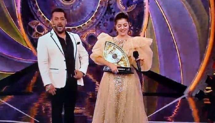 Bigg Boss 14 Finale: Rubina Dilaik ने जीता विनर का खिताब, राहुल वैद्य रहे रनरअप