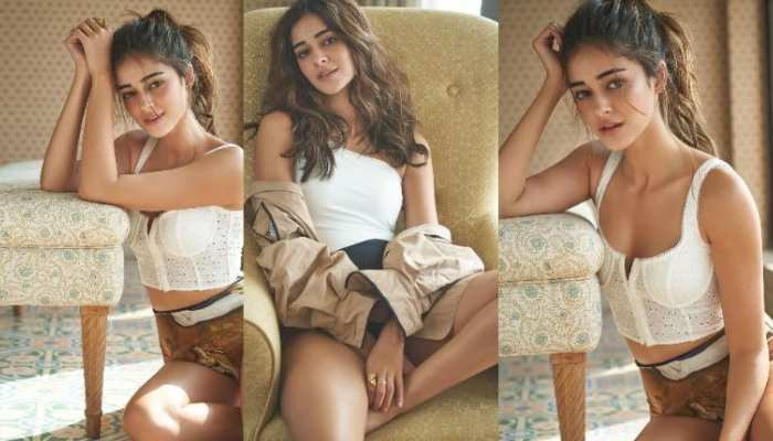 Ananya Panday latest photoshoot viral on social media
