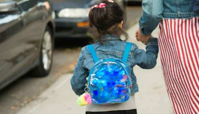 Mother gets angry after school change 5 year old girl clothes and cover body in us