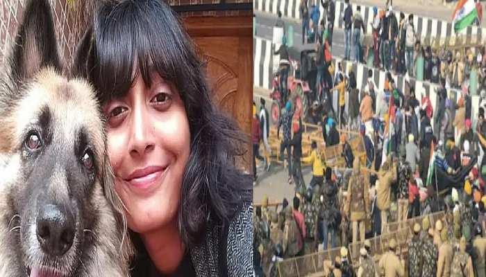 Toolkit Case: फिर पुलिस रिमांड पर भेजी गई दिशा रवि