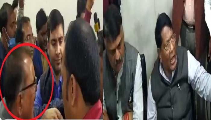 Jharkhand: पार्टी ऑफिस में अध्यक्ष-मंत्री के सामने भिड़े कांग्रेस कार्यकर्ता, उरांव की नजर में सबकुछ ठीक
