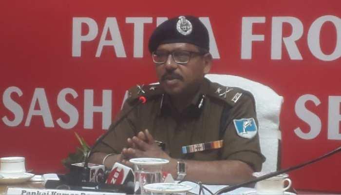 बिहार में शराब-नारकोटिक्स का 30% ही पुलिस की गिरफ्त में, 70 फीसदी अब भी पकड़ से बाहर, SSB ने कबूला