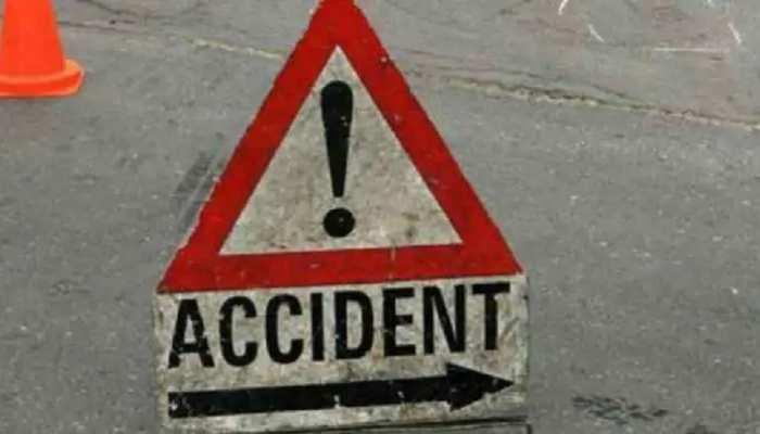 Baran: श्रमिकों से भरी ट्रॉली पलटी, बच्चों-महिलाओं समेत 11 घायल