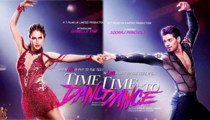 Time To Dance First Look: कैटरीना की बहन Isabelle Kaif के डांसर लुक ने मचाया धमाल
