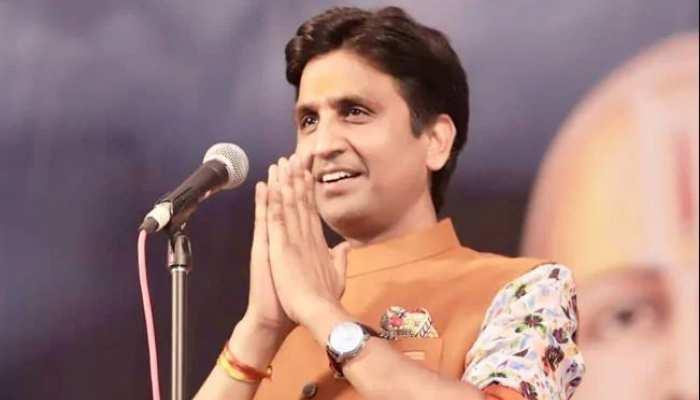 कुमार विश्वास करने जा रहे हैं बॉलीवुड में डेब्यू, इस फिल्म के लिए किया साइन