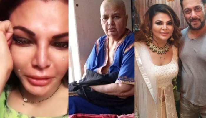 क्या राखी की इस मुश्किल घड़ी में मिलेगा उनके 'गॉड ब्रदर' Salman Khan का साथ