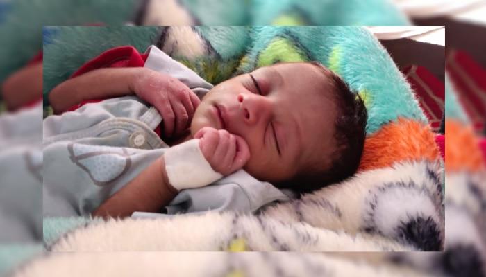 UP की लड़की ने MP में दिया बेटी को जन्म, जहां पैदा हुई बेटी उसी शहर पर रख दिया नाम