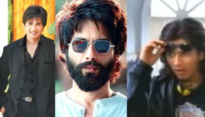 Shahid Kapoor Special: बॉलीवुड के 'कबीर सिंह' जो कभी सितारों के पीछे करते थे डांस