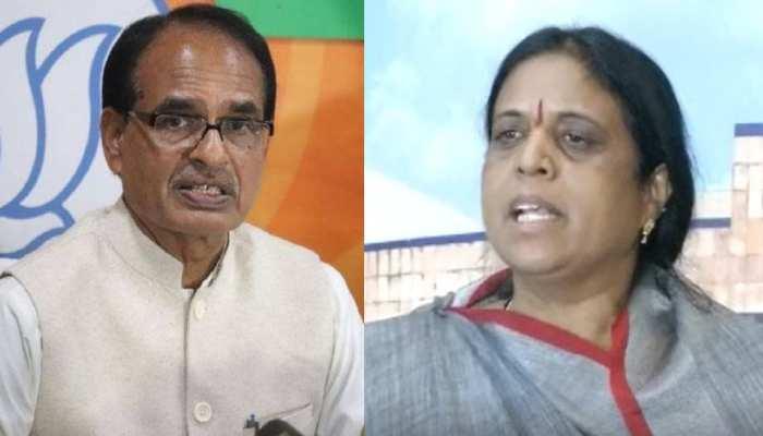 कांग्रेस MLA कलावती भूरिया सदन में बोलीं- नागर सिंह चौहान मेरी हत्या करा देंगे, CM शिवराज ने कही ये बात