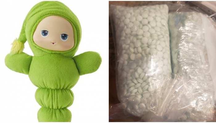Weird News: बच्ची की नई गुड़िया के अंदर भारी मात्रा में मिले Drugs, देखिए तस्वीर