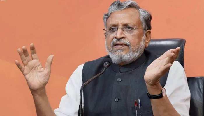 सुशील मोदी ने कांग्रेस पर साधा निशाना, कहा- शराब माफियाओं के साथ है पार्टी