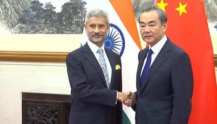 चीनी समकक्ष Wang Yi से मुखातिब हुए विदेश मंत्री S Jaishankar, लद्दाख के डिसइंगेजमेंट पर चर्चा
