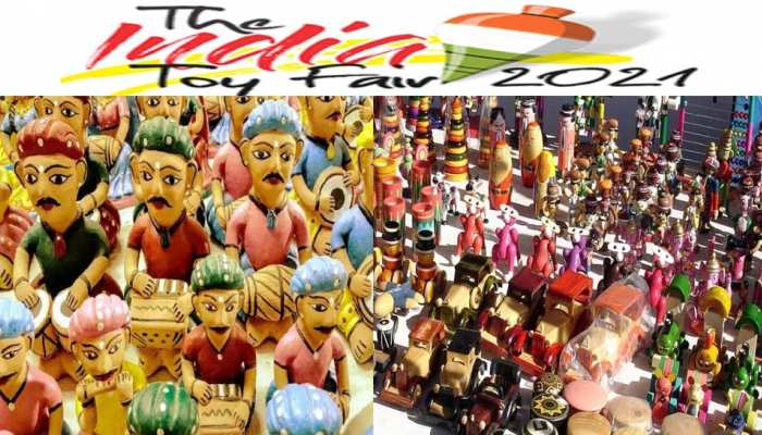 India Toy Fair 2021 to Start From 27 February See these beautiful indian Toys upns