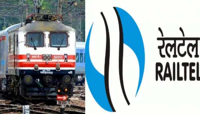 भारतीय रेलवे की कंपनी RailTel की शेयर बाजार में अच्छी लिस्टिंग, 94 रुपये के मुकाबले 109 रुपये पर हुआ लिस्ट