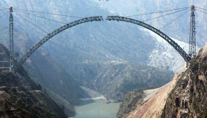 इस राज्य में एफिल टावर से भी ऊंचा बन रहा है रेलवे ब्रिज, मार्च तक हो सकता है निर्माण कार्य पूरा