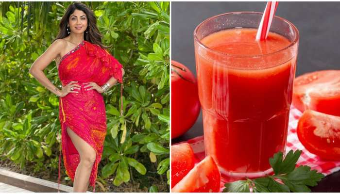 Skin और Health के लिए बहुत फायदेमंद है Tomato Celery Juice, Shilpa Shetty से जानिए इसे बनाने का तरीका
