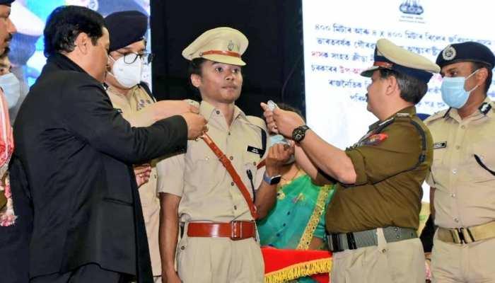 भारत की 'उड़न परी' हिमा दास बनी DSP, कहा- समर्थन के लिए धन्यवाद सर