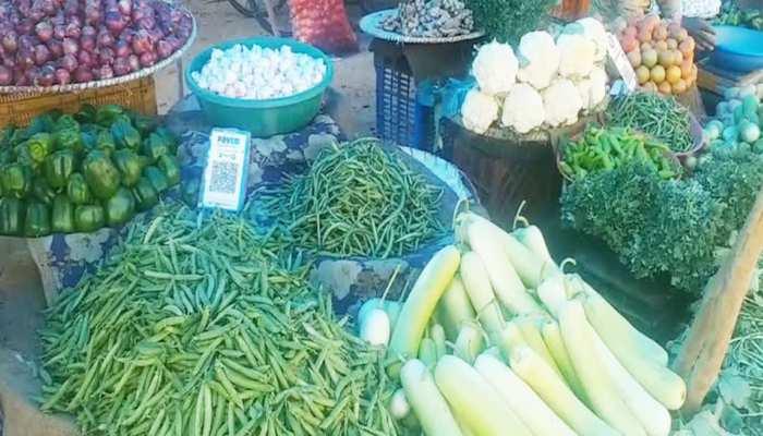 पेट्रोल-डीजल की कीमतों की आंच आमजन के किचन तक आई, सब्जियों के दाम में उछाल