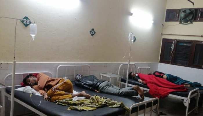 PTU ਦੇ 60 ਵਿਦਿਆਰਥੀ ਪਹੁੰਚ ਗਏ ਹਸਪਤਾਲ,ਯੂਨੀਵਰਸਿਟੀ ਨੇ ਧਾਰੀ ਚੁੱਪੀ